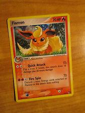 NM Pokemon FLAREON Promo POP SERIES-3 Set Card #2/17 Holo Rare Eevee Evolution