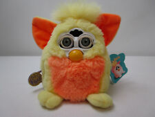 Tiger Electronics 1999 Furby Babies Yellow Furby with Logo