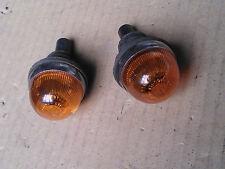 Coppia lucciole frecce laterali Giuntini Fiat 600 Multipla / Bianchina-1100/103