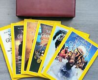 The National Geographic Magazine : July - Dec 1983 - 6 Magazines with SlipCase