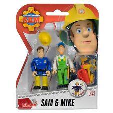 Fireman Sam - Figures Set - Sam & Mike FS91054