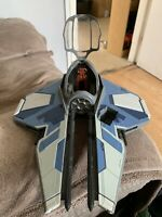 Star Wars Jedi Starfighter Ship (no droid) 2004 Hasbro Unboxed