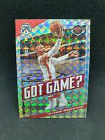 2019-20 Panini Mosaic RUSSELL WESTBROOK GOT GAME Silver Prizm Refractor #8 NBA