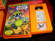 Nickelodeon The Rugrats Movie VHS