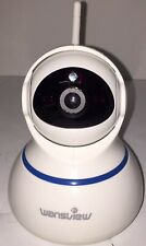 Wansview Q3S Wireless IP Security Camera 1080P HD White  Pan Tilt Zoom