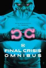 Final Crisis Omnibus (New Printing) by Geoff Johns and Grant Morrison (2019, Hardcover)