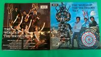 """The World Of The Bachelors Vol 2 and Vol 4 Vinyl 12"""" Albums"""