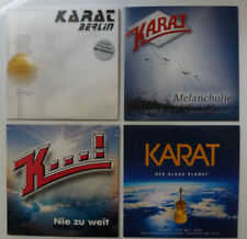 Karat - 4 Promo CD's Ostrock DDR