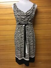 💋Basque petites Sz 12 women's Stretch Dress Work Party Buy 3 get free post
