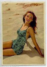 PIN UP Sexy Beach Girl PC circa 1960 Real Photo Italy 39