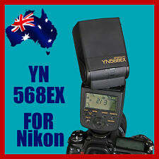 Yongnuo YN-568EX Wireless TTL Hight Speed Sync Flash For Nikon D7000 D5500 D90