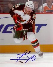 MARTIN HAVLAT autographed PHOTO! Minnesota Wild! Make offer! 3000126 8X10
