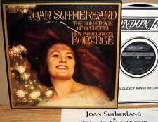2 LP BOX LONDON ffrr UK Golden Age of Operetta JOAN SUTHERLAND Bonynge OSA-1268