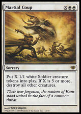 Colpo Militare - Martial Coup MTG MAGIC Con Conflux English