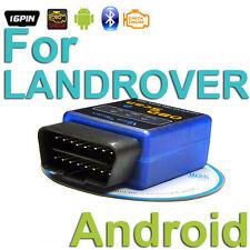 Para Landrover OBD 2 Android Bluetooth Inalámbrico Lector de diagnóstico escáner herramienta