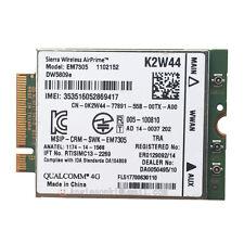 Dell DW5809e K2W44 Sierra Wireless Airprime EM7305 4G LTE WWAN Card Module E7450