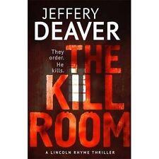 The Kill Room by Jeffery Deaver BRAND NEW BOOK (Paperback, 2014)