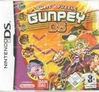 GUNPEY DS Videogioco Nintendo DS Triangolo Rosa Nuovo New Sealed. Bandai