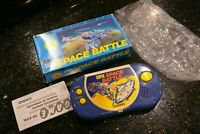 CASIO SPACE BATTLE   Vintage Electronic Handheld  Arcade Video Game Watch ✨RARE✨