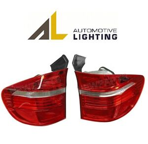 For BMW E70 X5 2007-2010 Pair Set of Left & Right Outer Tail Lights AL OEM