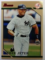 1996 96 Bowman Derek Jeter Rookie RC #112, New York Yankees