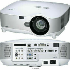 NEC NP2000 HD LCD Movie PROJECTOR with Lamp – 4000 Lumens