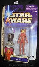 Star Wars 2003 AYY VIDA Outlander Nightclub Patron Fig. #2 MOC