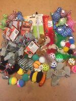 20 Cat Toys Bulk Deal Discount Bargin Balls Mice Catnip Cat Treats Kittens rods