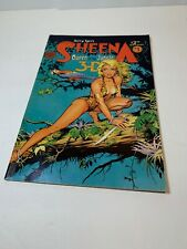 Sheena Queen Of The Jungle 3-D Special #1 VF/NM; Blackthorne Dave Stevens!