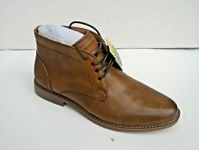 New! Casual- Boot, Skechers Air-Cooled Memory Foam Bregman-Calsen Men's brown