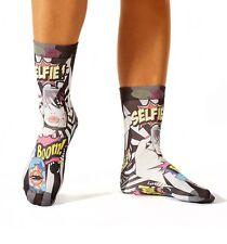 Spezial Damen Socken WIGGLESTEPS Funktionssocken (One Size 36/40) - Selfie