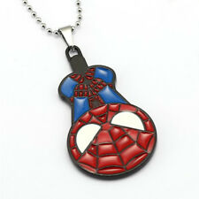 Marvel Comics Kawaii Spiderman Necklace