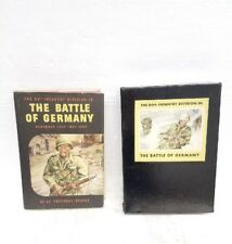 VTG 1st edit. 84th Infantry Division in the Battle of Germany WW II Book with DJ