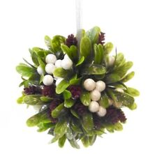 Mistletoe Hanging Christmas Party Kissing glitter Ball