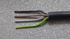 Erdkabel NYY-J 4x10 qmm (Preis pro meter,Lieferung in einer Länge)