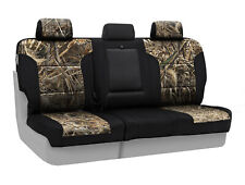 Coverking Realtree Max-5 Camo Custom Tailored Rear Seat Covers for Ford F250