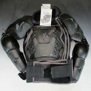 Thor Impact Rig SE Protection Jacket Armor (Black, S/M) MX, Dirt Bike, BMX, MTB