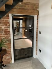Bespoke Metal / Steel Crittal Doors