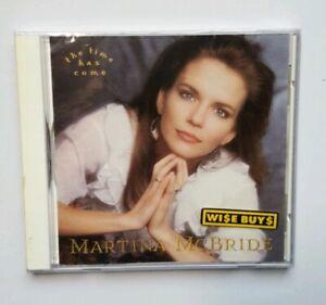 The Time has come - Martina McBride - CD (1992)