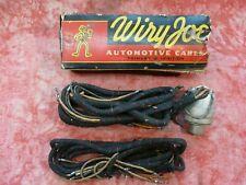 1938 Ford Nos Wiry Joe Lighting Harness, wiring hot rat rod flathead