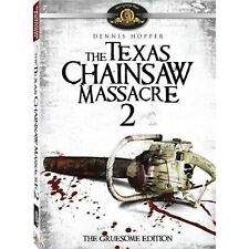 New ListingThe Texas Chainsaw Massacre 2 (The Gruesome Edition) Dvd, New