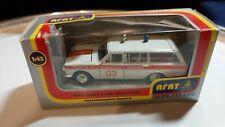 Collectible Gaz 2402 VOLGA Soviet Ambulance Toy Car Scale Model 1:43 USSR