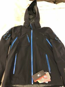 SPYDER PINNACLE Jacket $1000 Men's L