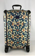 Tumi Tegra-Lite International Spinner Carry-On Case Cayenne Tile Print 28820