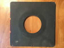 Lens Board, Adapted for Cambo 160 x 160
