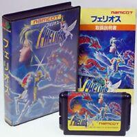 PHELIOS Mega Drive Sega Namcot Import Japan Game md