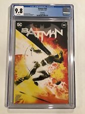 CGC 9.8 Batman #100 NYCC 2020 Edition Variant Jock cover White Pages