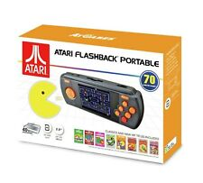 Atari Flashback Portable Game Console with 70 Games
