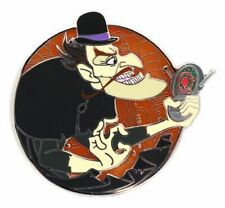 2017 Disney Villains Series Bowler Hat Guy LE-250 Pin Rare Meet the Robinsons