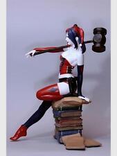 DC Comics VARIANT Luis Royo Fantasy Figure Gallery HARLEY QUINN Statue LE 1000